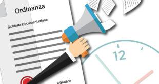 Ordinanza Tribunale Catanzaro – Codice ATECO